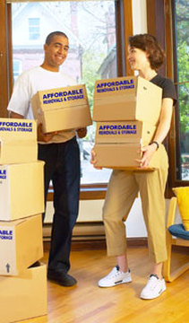 Affordable Removals - Moving House